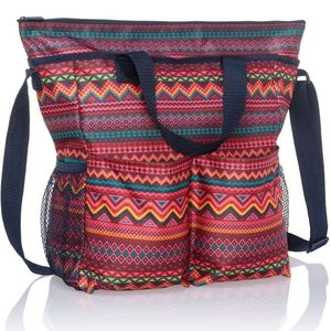 Thirty-One Utility Tote + Crossbody Tote + Wallet